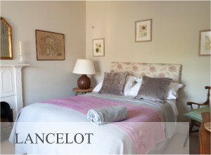 Lancelot B&B Room in Castle Cary